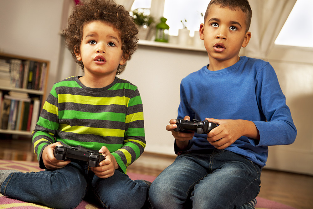 Can Online Gaming Impact My Child's Health